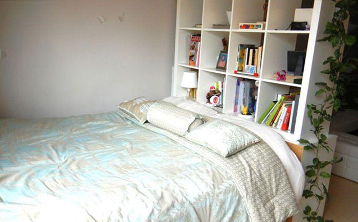 Легло за шкафчета
