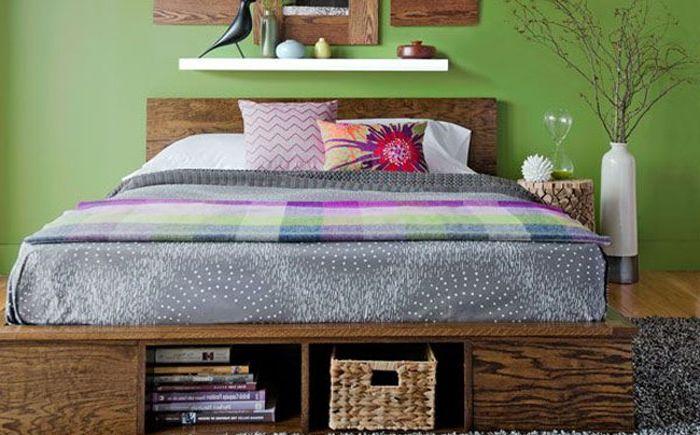 Стилно легло със собствените си ръце