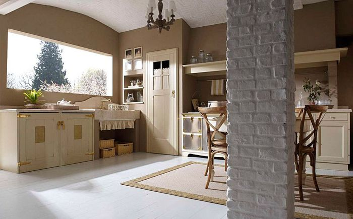 Modular kitchen suitable for any layout