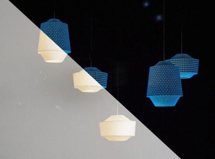 Колекция от нощни лампи от Ontwerpduo.