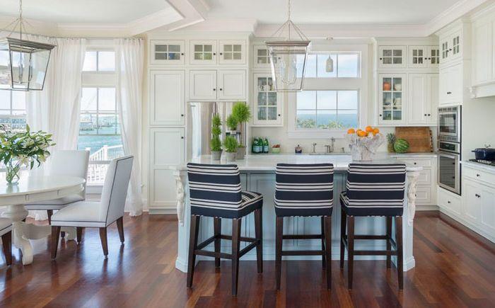 Кухненски интериор от Кейт Джаксън Дизайн