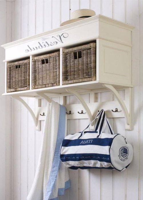 Плетени кошници в средиземноморски стил