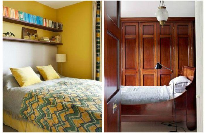Fajne pomysły na małą sypialnię