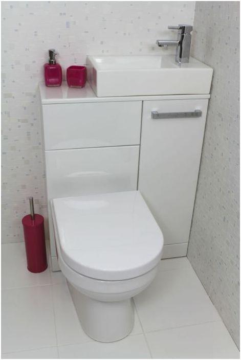 11. Три в едно - тоалетна, мивка и шкаф