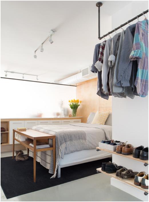 8. Спалня без гардероб