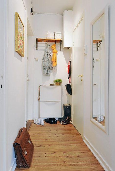 Малък тесен коридор