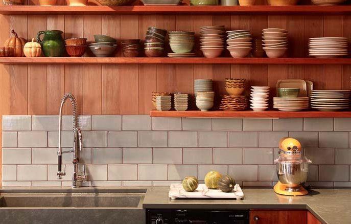Кухненски интериор от Тим Кларк Дизайн