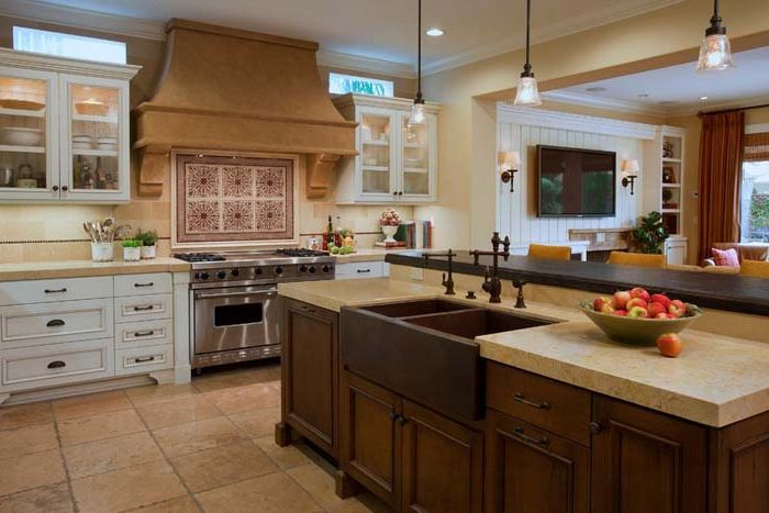Кухненски интериор от Cindy Smetana Interiors