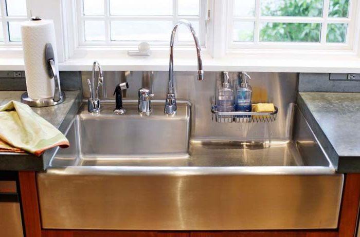 Мивка от неръждаема стомана