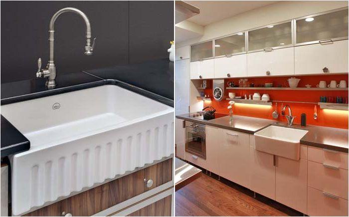 Кухненски интериор от Kingston Design Remodeling
