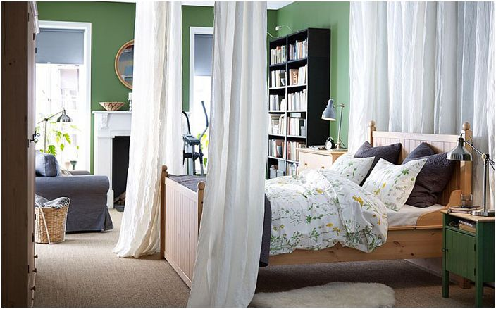 Спалня за двойка
