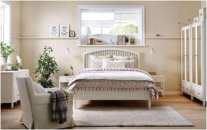Уютна спалня от IKEA