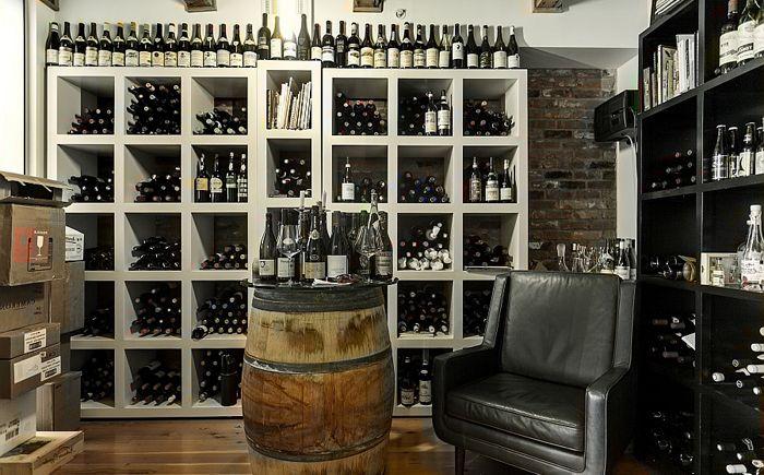 Сейф за вино