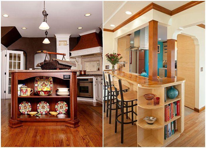 For alle anledninger: 40 fantastiske kjøkkenøyer med åpne hyller