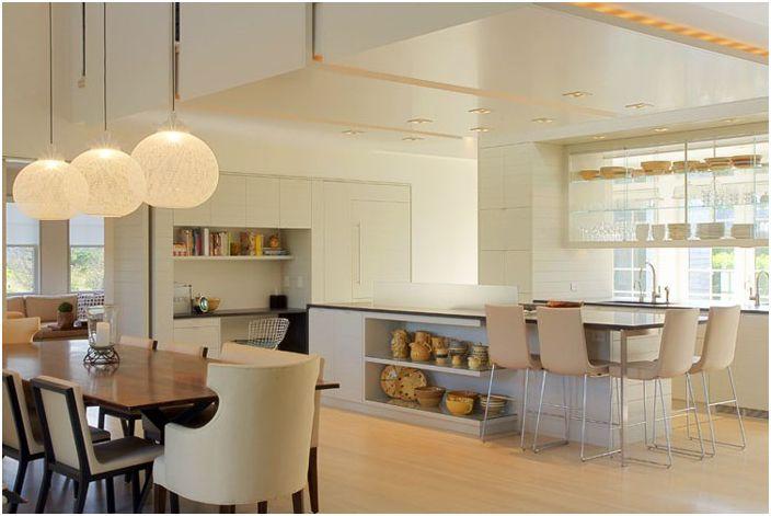 Интерьер кухни от Workshop/APD
