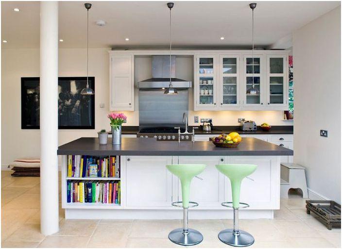 Kjøkkeninnredning av Abode Architects