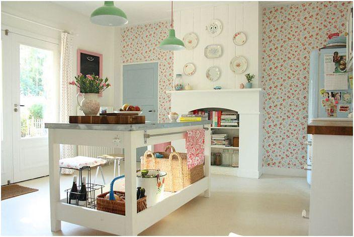 Kjøkkeninnredning av Love, Thomas Creative Interiors