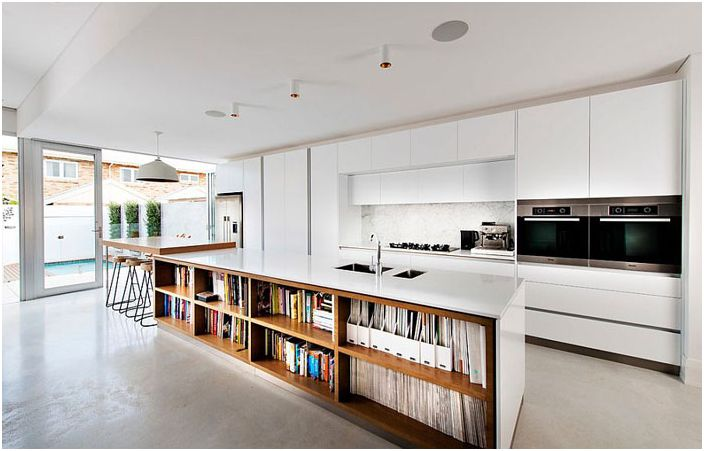 Kjøkkeninnredning av Mata Design Studio