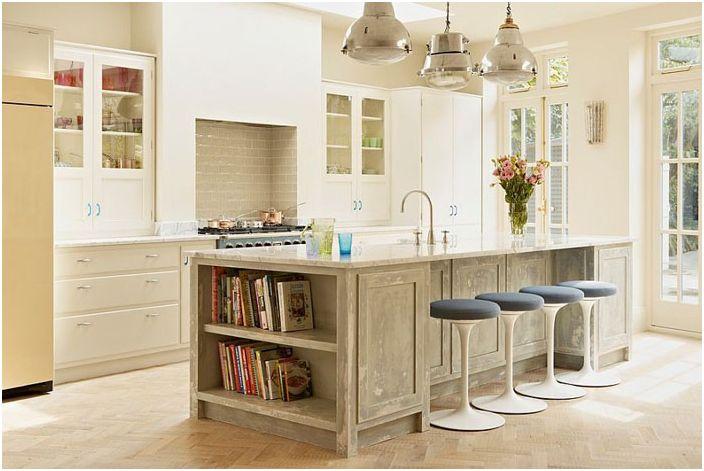 Интерьер кухни от Godrich Interiors
