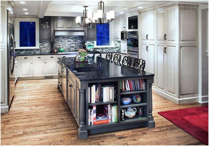 Интерьер кухни от jordan peterson interior design