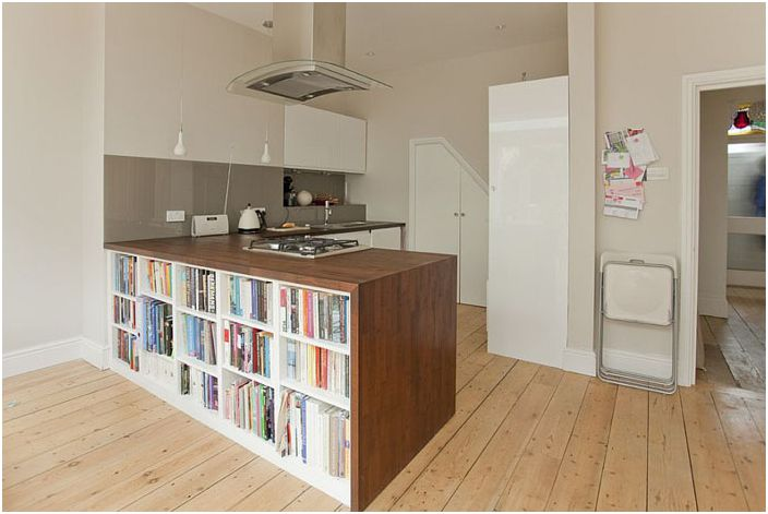 Интерьер кухни от DHV Architects