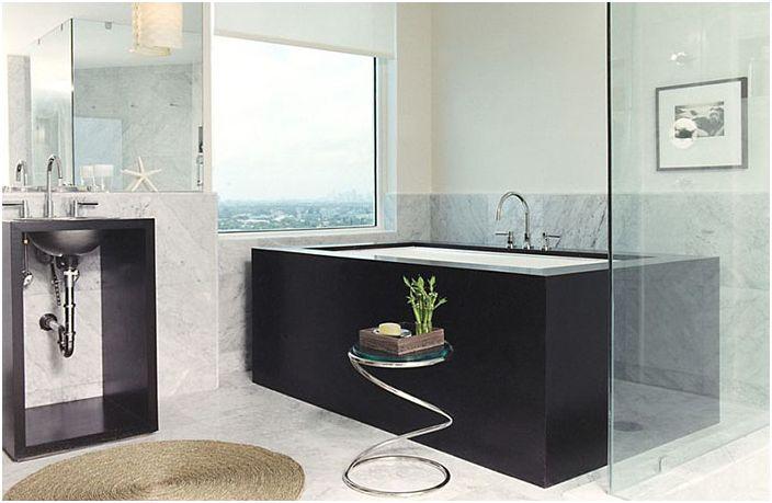 Интериор на банята от Thom Filicia