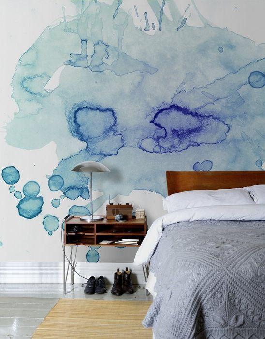 Метод номер 5. Творческо боядисване на стени