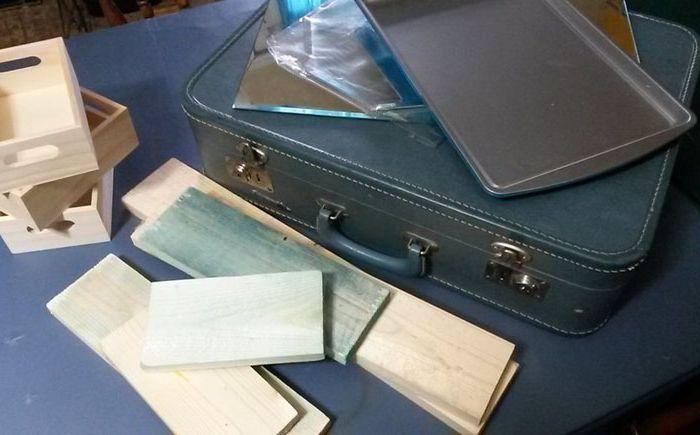 Избор на материали и инструменти