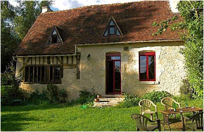 Belle maison à vendre dans la province française