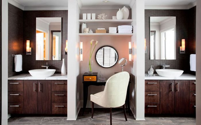 Интериор за баня от Hansgrohe USA