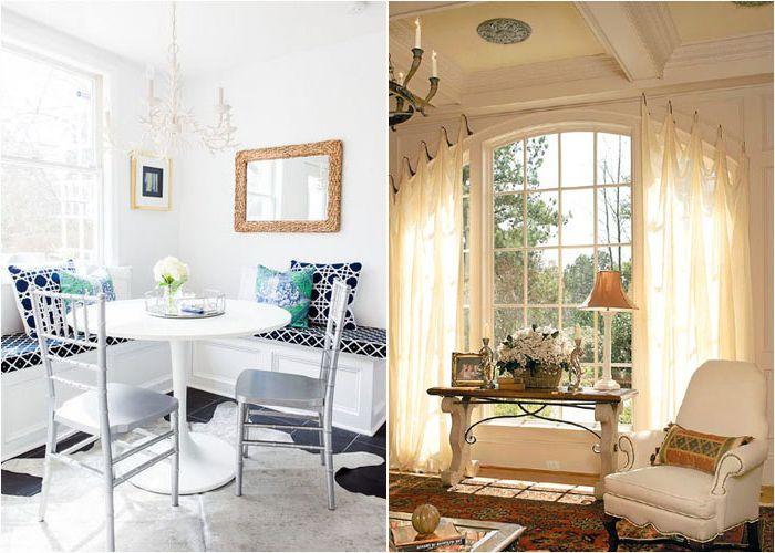 Прозорците са основният източник на светлина