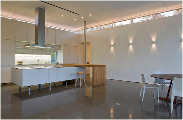 Интерьер от Bushman Dreyfus Architects