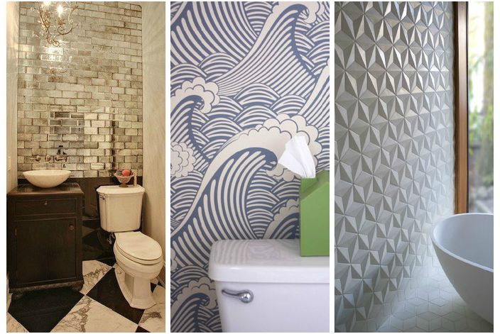 Алтернативи на плочки за баня и баня
