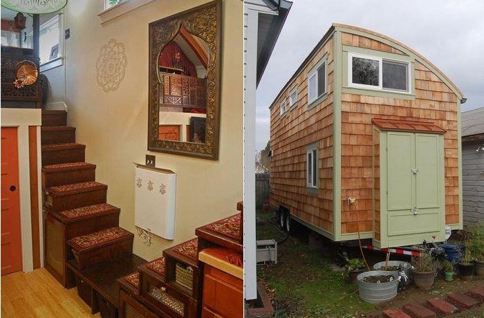 Мобилен дом с площ от 24 кв. м.