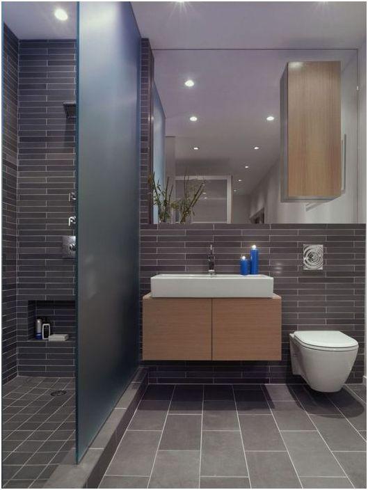 Порцеланови каменни изделия в банята