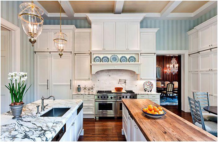 Кухненски интериор от Eberlein Design Consultants
