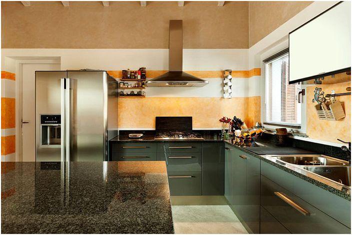 Кухненски интериор от Boxe Designs