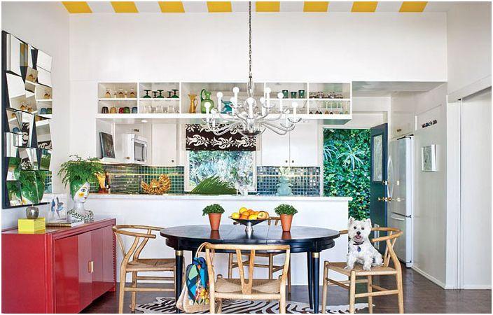 Кухненски интериор от California Home + Design