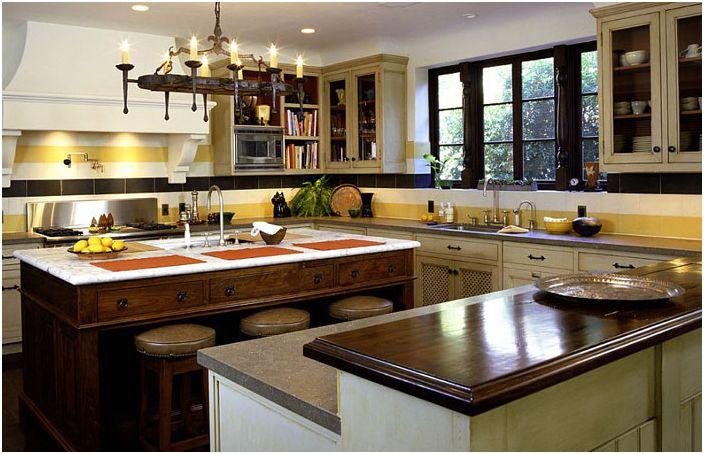 Кухненски интериор от Tommy Chambers Interiors