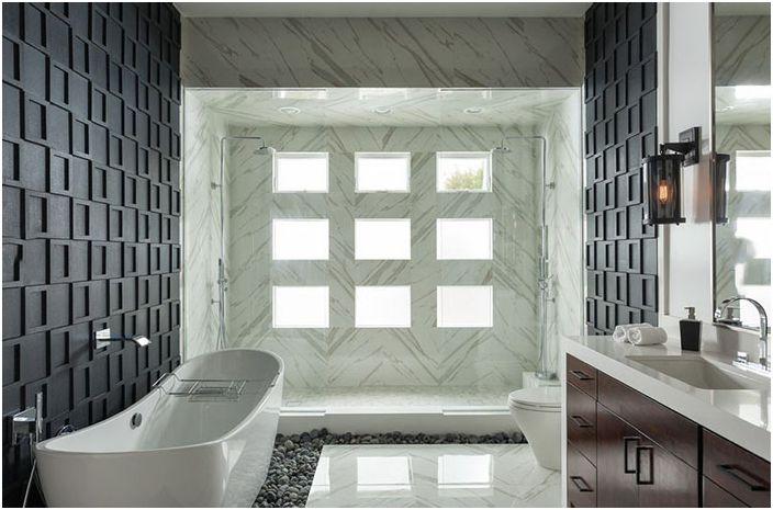 Łazienka po