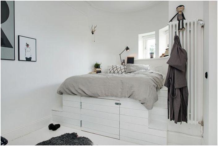 Легло на подиума