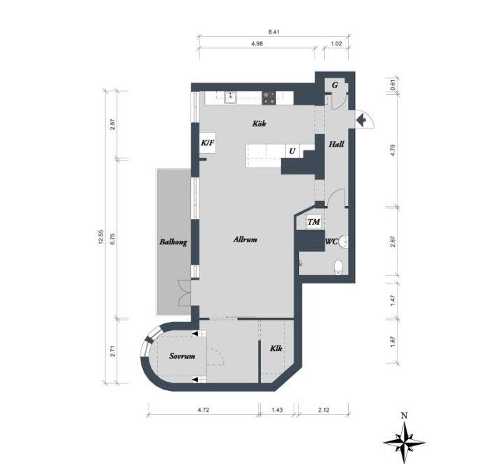Оформление на апартамента