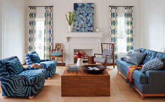 Интериор на хола от Andrew Howard Interior Design
