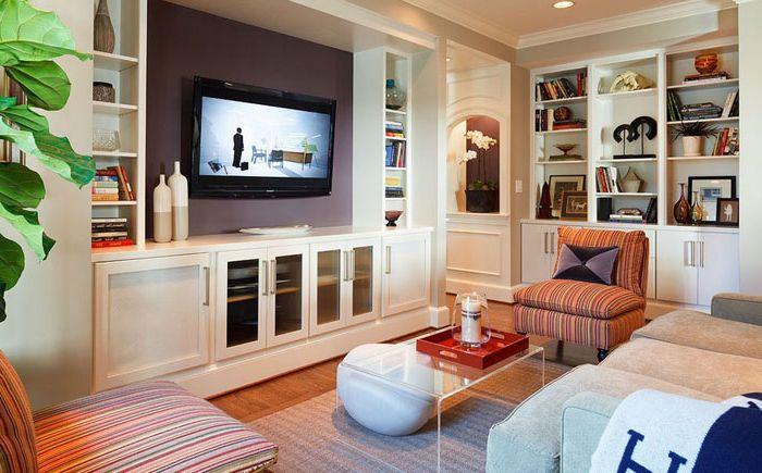 Интериор на хола от Wentworth, Inc.