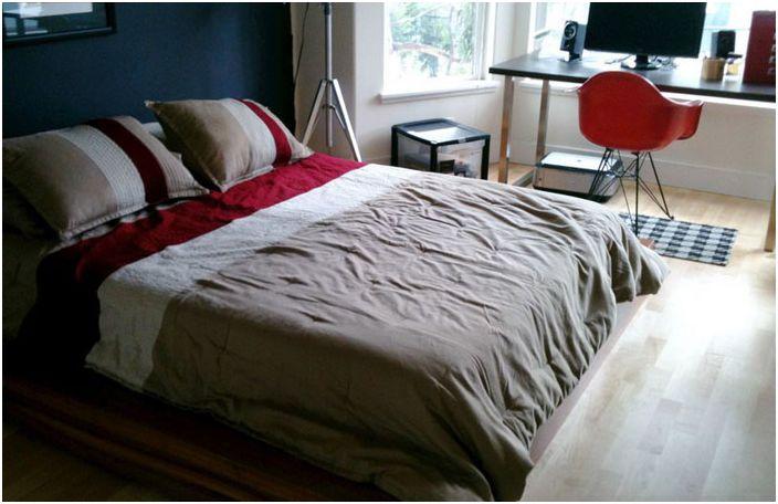 Спалня преди ремонт