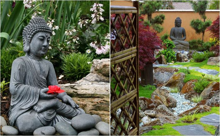 Buddhan patsas