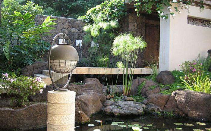 Тропическа градина от архитект Даниел Моран