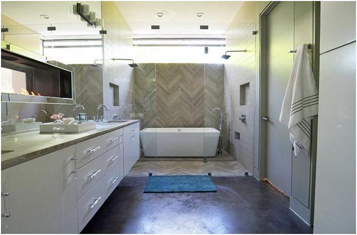 Реновиране на баня поради разширяване на семейството