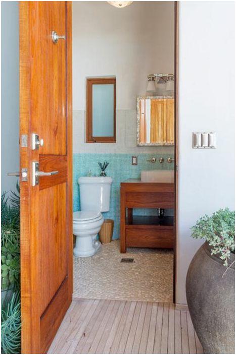 Тема за дизайн на морска баня