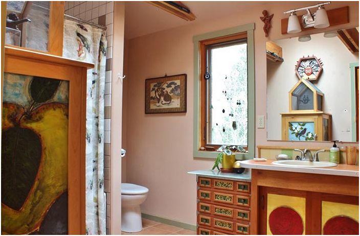 Умен дизайн на банята